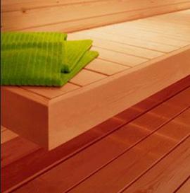 protectia bancilor in sauna